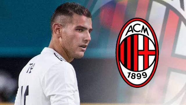 Klub AC Milan Resmi Rekrut Defender Real Madrid