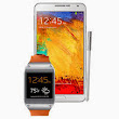 Samsung's Galaxy Gear, Galaxy Note