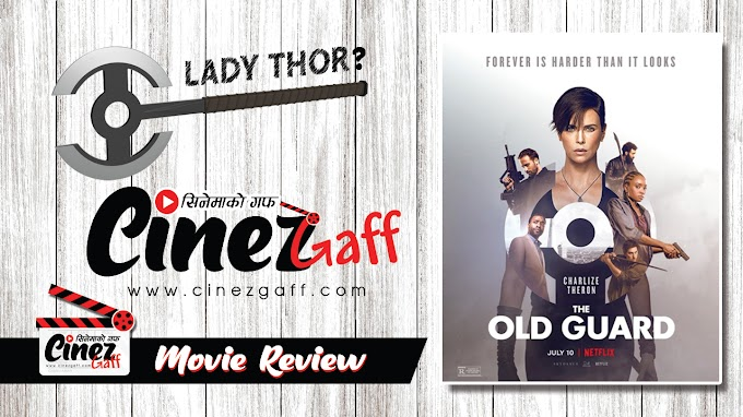 The Old Guard (2020) | Movie Review | Cinez Gaff