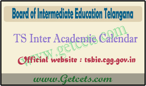 TS Inter academic calendar 2021-22, dasara sankranthi holidays