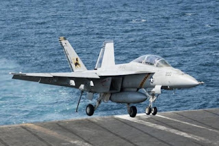 Pesawat Tempur Super Hornet