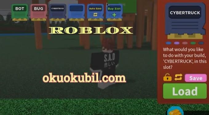 Roblox Sınırsız Eşya Build a Boat Items Unlimited Cheat / Absolutely Works No Ban Risk İndir