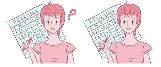 أشرح سبب نزول الدم من الأنثى أثناء الدورة الشهرية؟ الصف التاسع