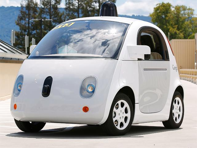 The Department of Transportation Not Yet Ready for the Google Car