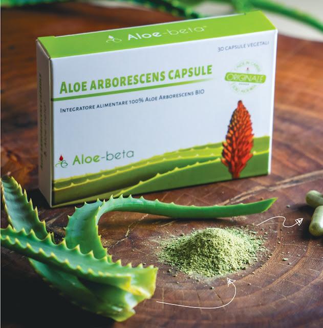 Aloe Arborescens capsule BIO