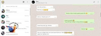 Web Whatsapp - Aplikasi Windows 7 Yang Paling Banyak Dicari Remaja