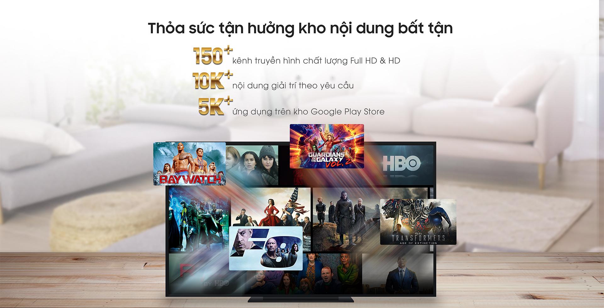 Truyền hình miễn phí