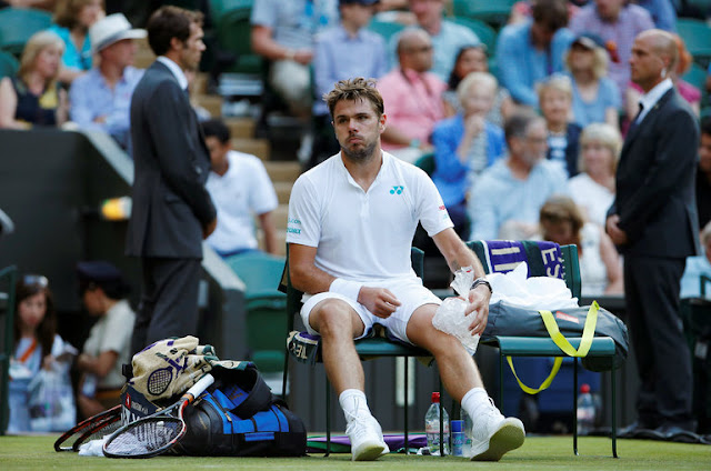 Stan Wawrinka Injury