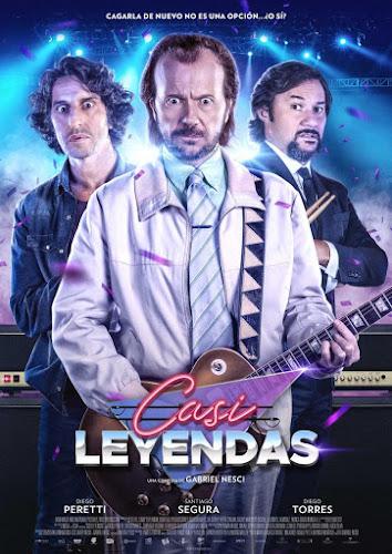 Casi leyendas (DVDRip Español Latino) (2017)