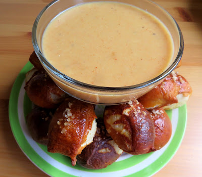 Soft Pretzels & Beer Cheese Dip
