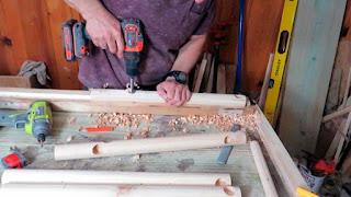 Perforación de agujeros