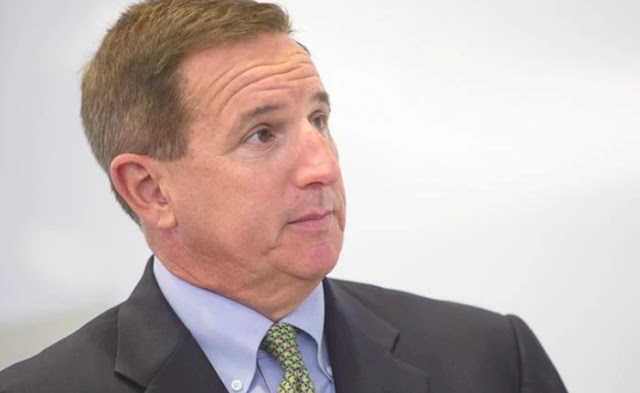 Mark Hurd Meninggal