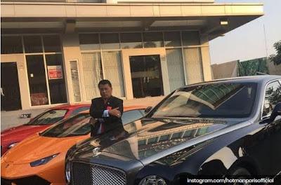 Supir Hotman Paris di Beri Hadiah Mercedes Benz Waah Mau Bgt