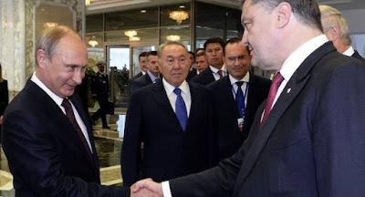 Депутат Деркач обнародовал аудиозапись разговора Порошенко и Путина в 2015 г.
