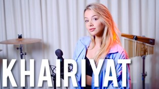 Khairiyat (English Cover) Lyrics - Emma Heesters