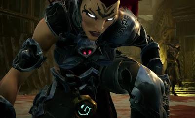 Lust, Darksiders 3, During Battle