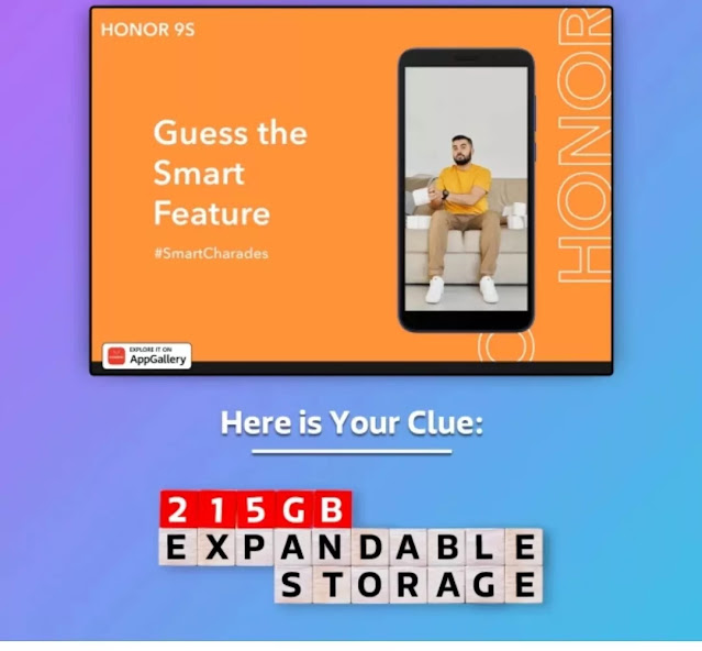 Guess the Expandable Storage Capacity