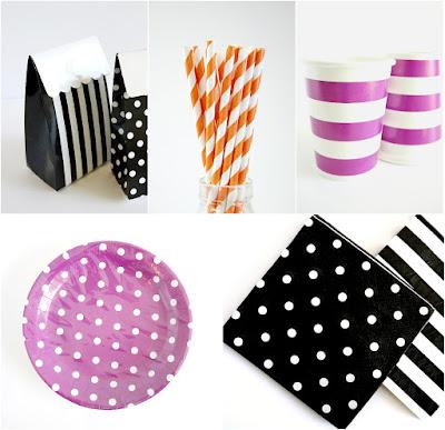 Braderie Articles de Fête - vaisselle jetable, art de la table, décorations anniversaire, mariage ou baby shower à petit prix sur Etsy.