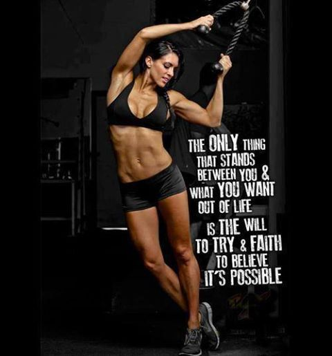 Inspirational Fitness Quotes for Women