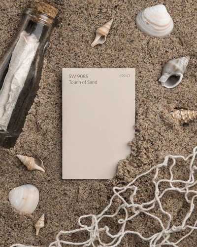 Sand Paint Color Sherwin Williams
