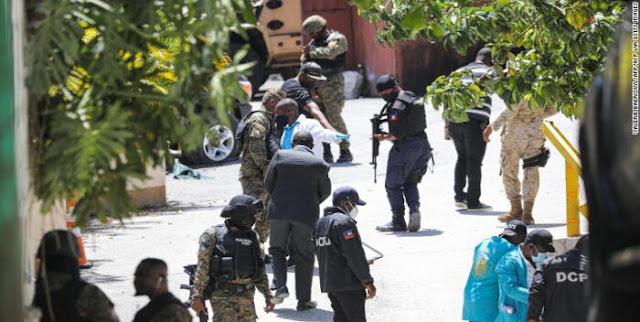 MAGNICIDIO: CAPTURAN EN HAITI A SUPUESTO AUTOR INTELECTUAL
