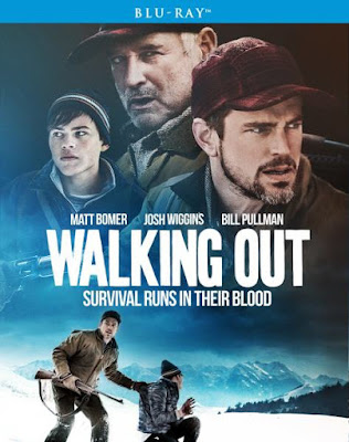 Walking Out 2017 Eng 720p BRRip 450Mb ESub HEVC x265