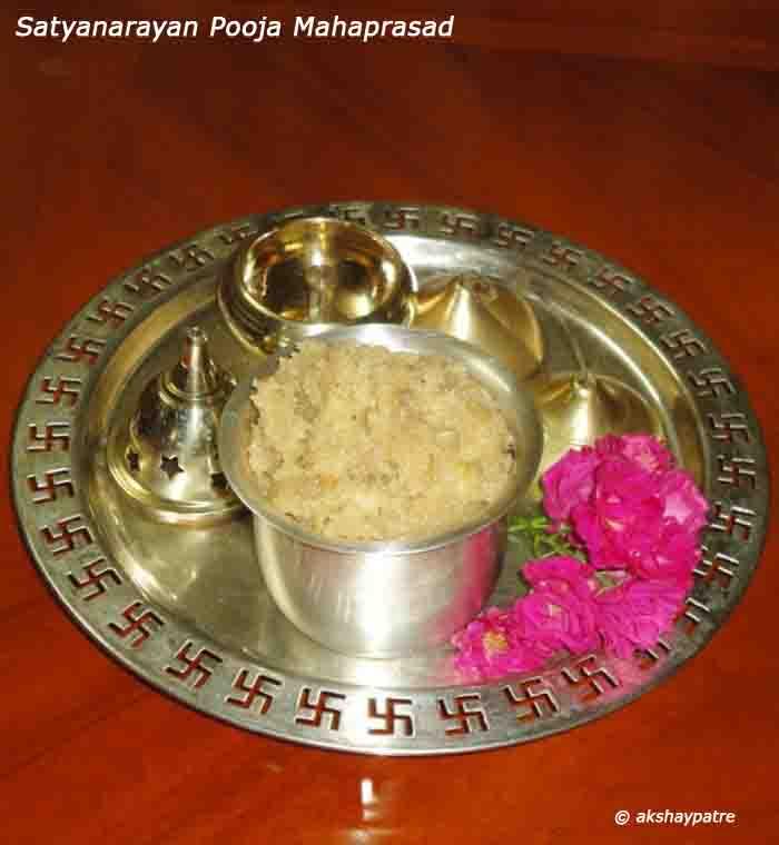 Satyanarayan Pooja Mahaprasad