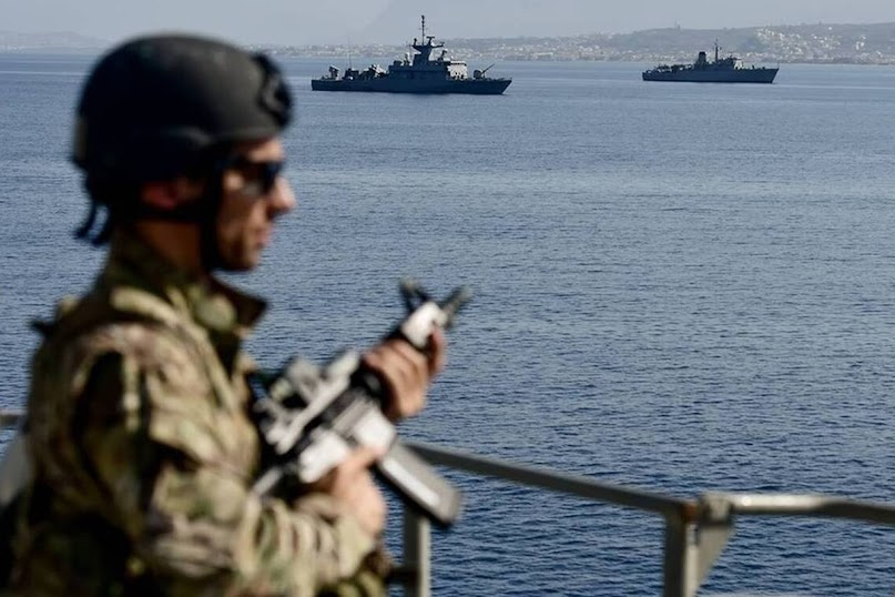 Η Ελλάδα είναι σε εμπόλεμη κατάσταση;
