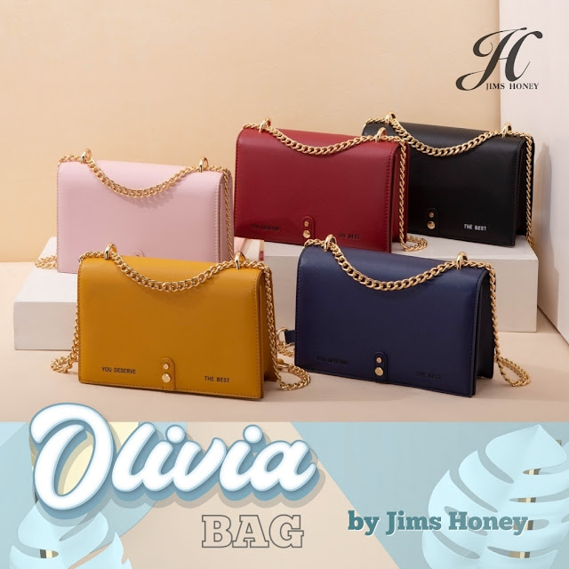 JIMSHONEY OLIVIA BAG