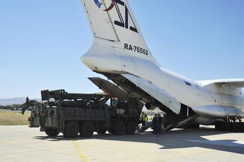 ΗΠΑ σε Τουρκία: Γραπτή δέσμευση για την απενεργοποίηση των S-400