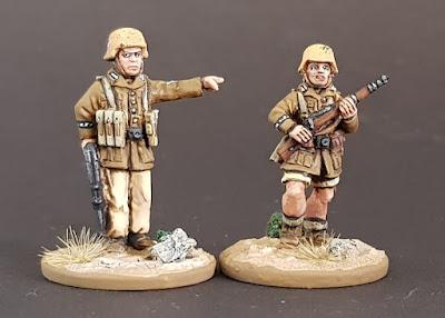 28mm DAK NCO