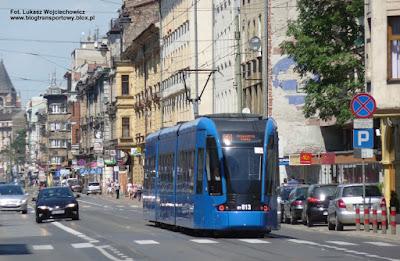 Bombardier NGT8, MPK Kraków