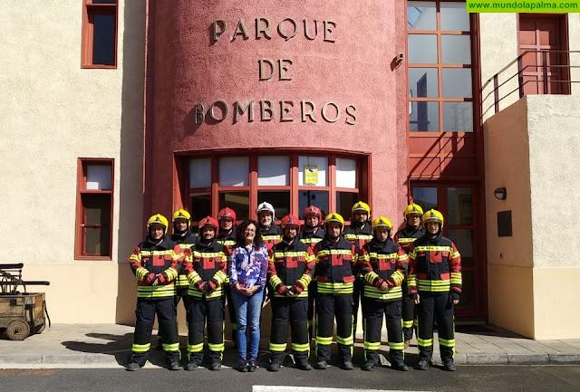 El Servicio Insular contra Incendios y Salvamento Urbano del Cabildo realizó 1.892 intervenciones durante 2019