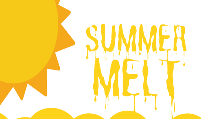 Learn More About Summer Melt #infographic