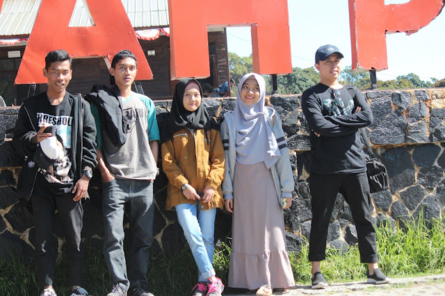 Jadi Baru Kebumen 2018 Tour To Bandung, Best Momen- eka kris di kawah putih bandung