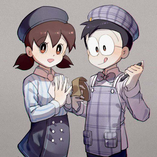Aesthetic Anime Couple