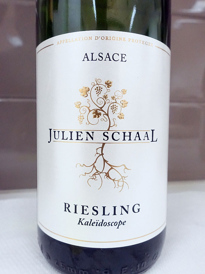 Julien Schaal Kaleidoscope Riesling 2017 (89 pts)