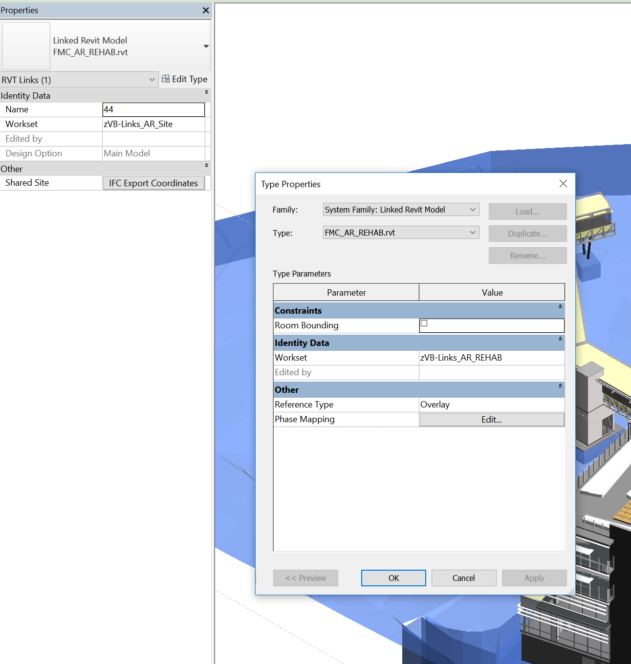 How To Display Multiple Instances of a Single Linked Revit Model In