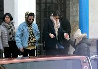 2017-01-30 セレーナ・ゴメス(Selena Gomez)とザ・ウィークエンド(The Weeknd)ヴェネチアを観光。