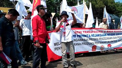 Ormas di Lampung Timur Minta Kejari Sukadana Awasi Pendistribusian Hibah Alsintan