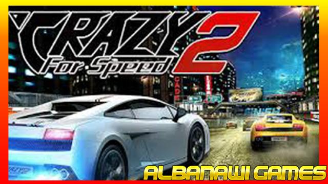 تحميل لعبة Crazy for Speed 2 MOD للأندرويد من الميديا فاير