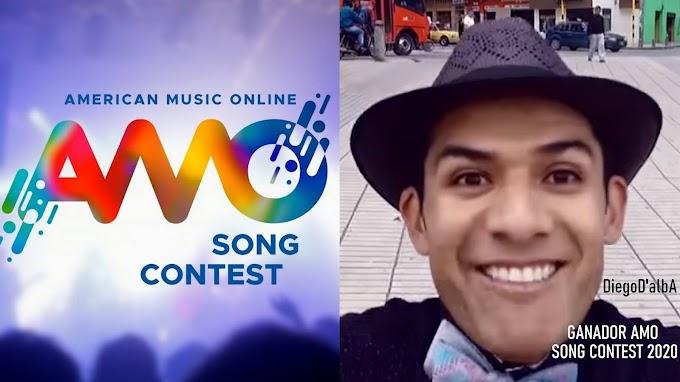 COLOMBIA GANA LA PRIMERA EDICIÓN DEL AMO SONG CONTEST