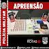 POLÍCIA MILITAR APREENDE DROGAS DURANTE OPERAÇÃO ROTAS, EM SÃO BENTO