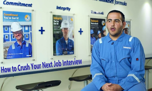 Top Golden Tips to prepare you for Schlumberger Interview.