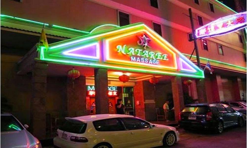 Bangkok Soapy Massage Parlors Hotels