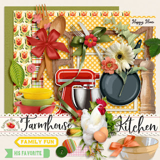 New collection & Freebie Kit