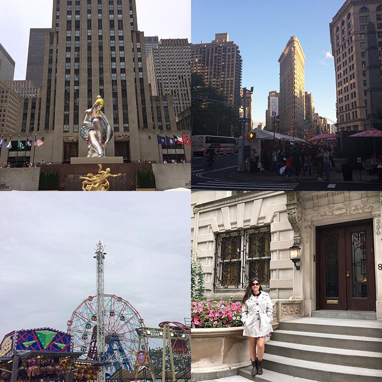 Instagram Clá em NY