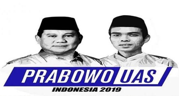 Pencalonan Prabowo - Ustadz Abdul Somad akan Dideklarasikan di 5 Kota