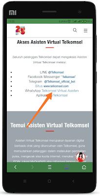 Operator Robot Telkomsel Whatsapp