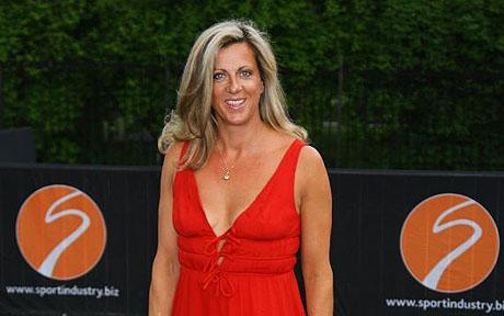 Pity, Sally gunnell nude pics